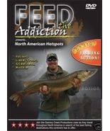 Feed the Addiction, North American Hotspots * New DVD - $1.98