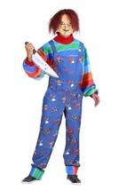 Good Guys Doll Costume - Chucky , 4 sizes - Small -XL  , inc Mask - $85.15+