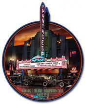 Pantages Theatre 1930 Plasma Cut Metal Sign - $29.95