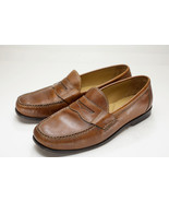 Tommy Bahama 11 Brown Penny Loafers - $79.00