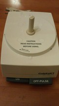 Cuisinart Food Processor Replacement Motor Base Deluxe 11 heavy duty com... - $36.47