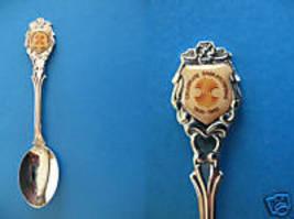 WEYBURN Saskatchewan Souvenir Collector Spoon Collectible 75 Anniversary Vintage - $5.95