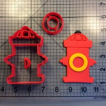 Fire Hydrant 101 Cookie Cutter Set - $6.00+