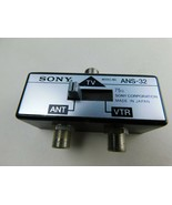 Vintage Sony RF Switch Model No.ANS-32 - $7.91