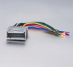 APS CAR RADIO FACTORY WIRING HARNESS ADAPTER FOR METRA 70-2003 - $5.89