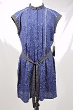 Jason Wu for Target Blue Dress Sz L Polka Dots ... - $56.09