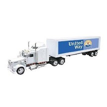 Wholesale Lot of 12 New Ray 1/43 Kenworth W900 Hauler Promotional Your L... - $452.39