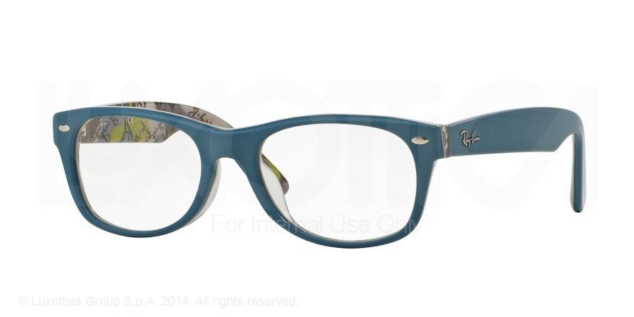 63cdd4b7c5 Brand New Ray Ban Rb 5228 F 5407 Blue and 50 similar items