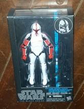 Star Wars The Black Series #13 CLONE TROOPER CA... - $19.57