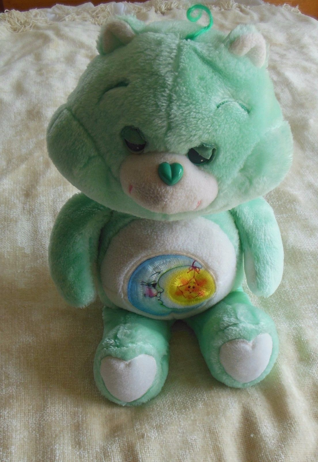 Primary image for Care Bears Bedtime Bear Kenner American Greetings 1983