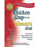 Chicken Soup for the Soul: Chicken Soup for the Woman's Soul by Marci Sh... - $0.98