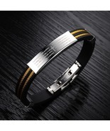 Unisex Gold Cable Wire Lord's Prayer Bracelet ! Only $29.95 ! - $29.95
