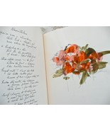 EIGHT POEMS~Marianne Moore~Illust:Robert Parker... - $990.00