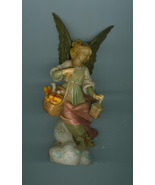 Fontanini 5 In Mariel Angel Heirloom Nativity Collection Christmas Origi... - $14.99