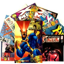 10 X-Men Comic Book Lot VF NM Marvel Wolverine Unlimited Ultimate Astoni... - $16.78