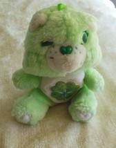 """Vintage Care Bears Good Luck Bear Kenner 1983 6"""" Taiwan - $18.79"""