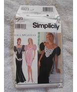 Simplicity Pattern 8823 Misses'/Miss Petite Dre... - $8.42