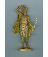 Fontanini 5 Inch Malachi Camel Driver Whip Nativity Collection  Christma... - $14.99