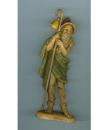 Fontanini 5 Inch Samuel Farmer Staff Nativity C... - $14.99