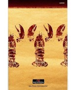 Red Lobster Restaurant Lunch  Menu Sea Food Differently - $11.88