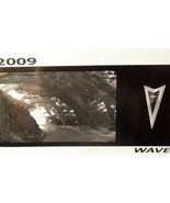 2009 GM PONTIAC WAVE Owners Owner Operators Manual Brand New French Edition - $54.45