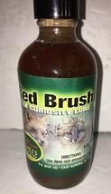 New Kishels Red Brush Fox Curiosity Gland Lure 4oz-RARE-SHIPS N 24 HOURS... - $9.78