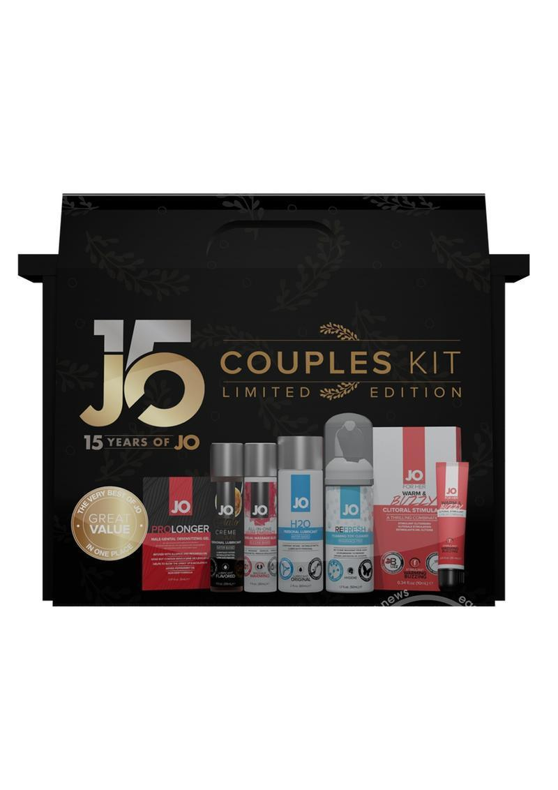 Jo Couples Gift Set Lubricant