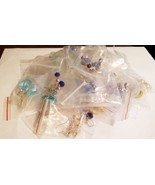 Soup Mix Lot Of 25 Pairs of Handmade Fashion Earrings Makes Great Gifts - $30.00
