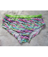 No Boundaries Nobo Hipster Panties 7 Large Stre... - $7.42