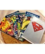 Set of 7 Unopened Comic Books & a Magazine X-Me... - $24.18