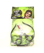 Scissors Through Head Horror Headband Halloween Costume Scary Accessory ... - €5,00 EUR+
