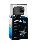 GoPro HERO5 Black 4k Action Camcorder Model CHD... - $475.00