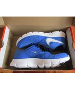 BNIB Nike Flex Experience 3 (GS) Boys athletic shoes, hypr cblt/mtllc sl... - $40.00