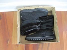 BNIB Skechers Keepsakes Meadow Women's Sweater Knit Boots, size 6, black - £30.83 GBP