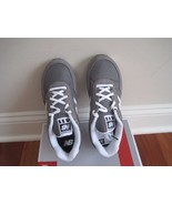 BNIB New Balance 411 Jogger Junior Boys' Athletic Shoes, Grey/white, Lac... - $40.00