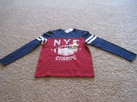 BNWT Urban Pipeline Long sleeve boys' crew neck t-shirt, M(10-12), Cotto... - $8.59