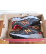 BNIB New Balance M450CB3, Men's athletic shoes, size 9.5D, black/red - $37.05