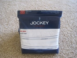 BNIP Jockey 3/4pk Mens classic fit cotton boxer briefs & Full Cut Boxers... - $17.15+