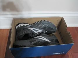 BNIB Reebok Trail mudslinger II women's running shoes, size6, grey/gravel/steel - $27.70