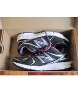 BNIB New Balance 490V2 (W490MVL2) Womens Athletic Shoe, Size 6.5D, Blk/P... - $39.39