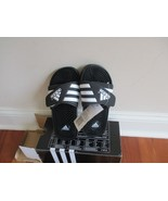 BNIB Adidas Adissage K kids sandals, washable, size 3 (little/big kid), ... - $23.10