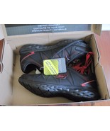 BNIB Skechers Men's Propulsion Running Shoe, Black/Red , Size 8.5M, $69.99 - $32.38