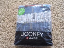 BNIP Jockey 4pk men's Full cut boxers, cotton blend, sizes L & XL, $36 - $14.99