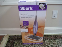 BNIB Shark Light and Easy Steam Mop (S3251), safe on hard floors, deep c... - $46.40