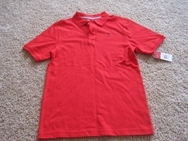 BNWT Izod boys short sleeve, 100% cotton t-shirt, red, sizeXL(18/20 Reg)... - $6.80