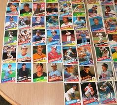 400 1985-1990 Topps,Donruss,Score Baseball cards all different (sets10,2... - $19.99