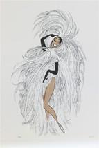 Al Hirschfeld Josephine Baker Hand Signed Litho... - $1,499.00
