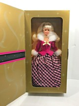 Winter Rhapsody Barbie Doll 1996 Avon Exclusive 2nd in Series Special Ed... - $24.75