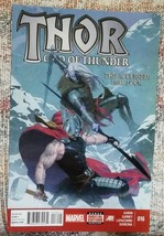 THOR GOD OF THUNDER #16--20  (2013) XF 1ST PRINT - $22.00