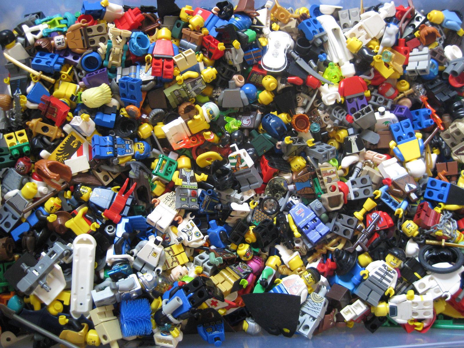 bulk lego lot plus 8 mini figures figures. Black Bedroom Furniture Sets. Home Design Ideas